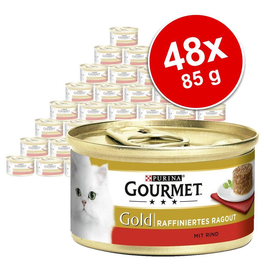 Gourmet Gold Ragout, 48 x