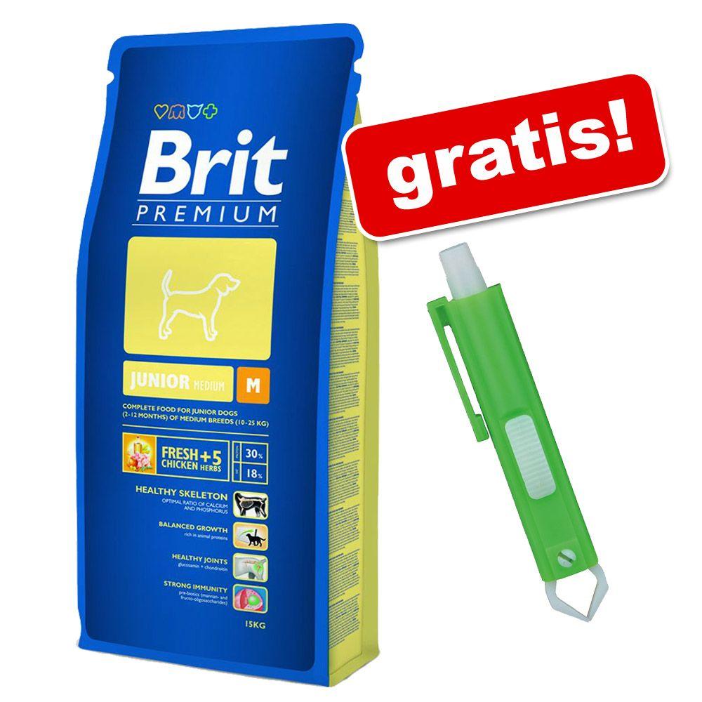 Duże opakowanie Brit + Trixie pęseta do usuwania kleszczy gratis! - Care Adult Small Breed, 7,5 kg