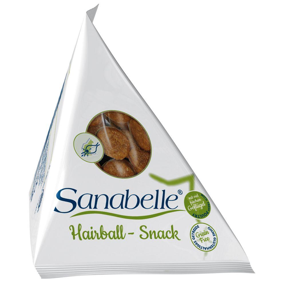 Sanabelle Hairball Snack - Ekonomipack: 36 x 20 g