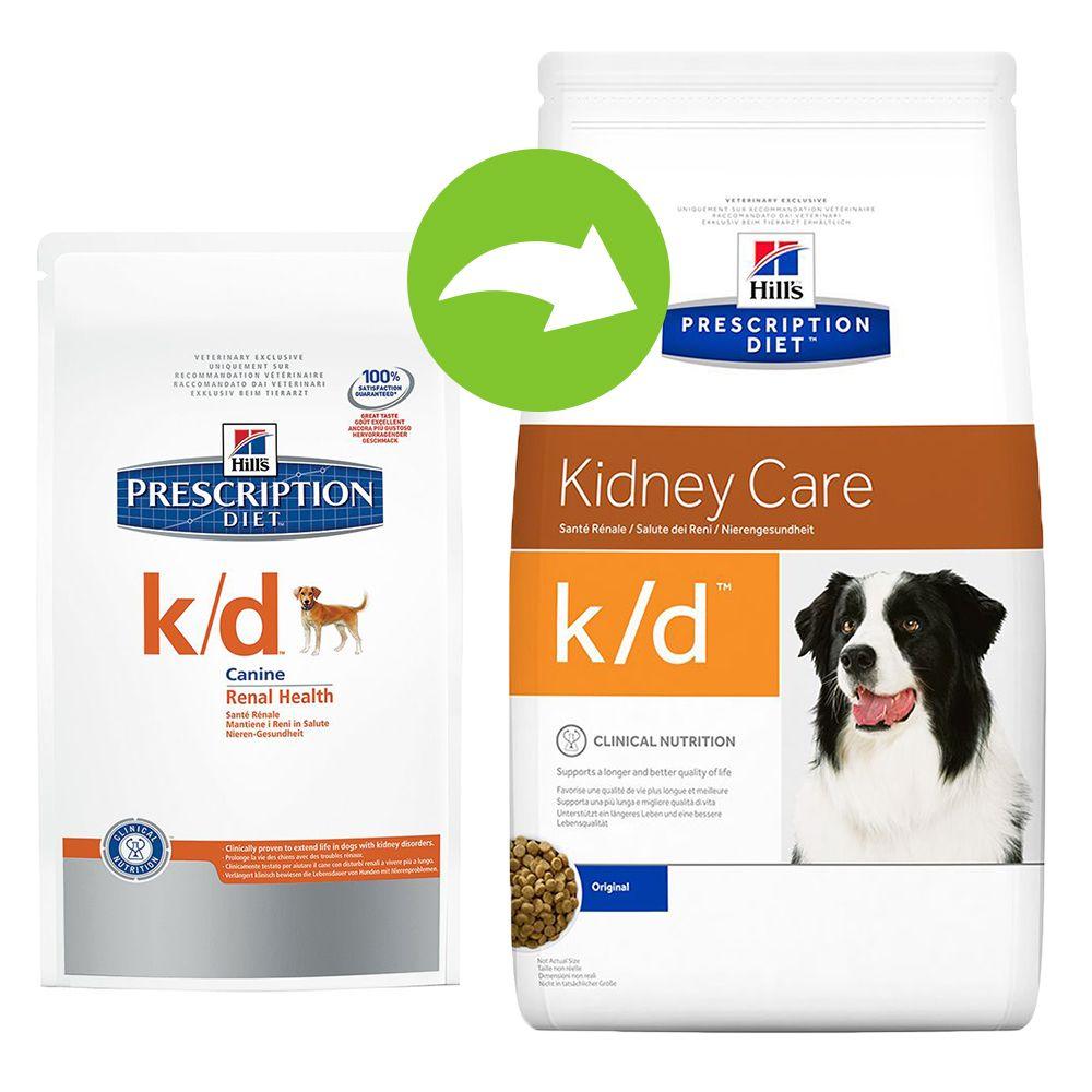 Hill's Prescription Diet Canine - k/d Kidney Care - Economy Pack: 2 x 12kg