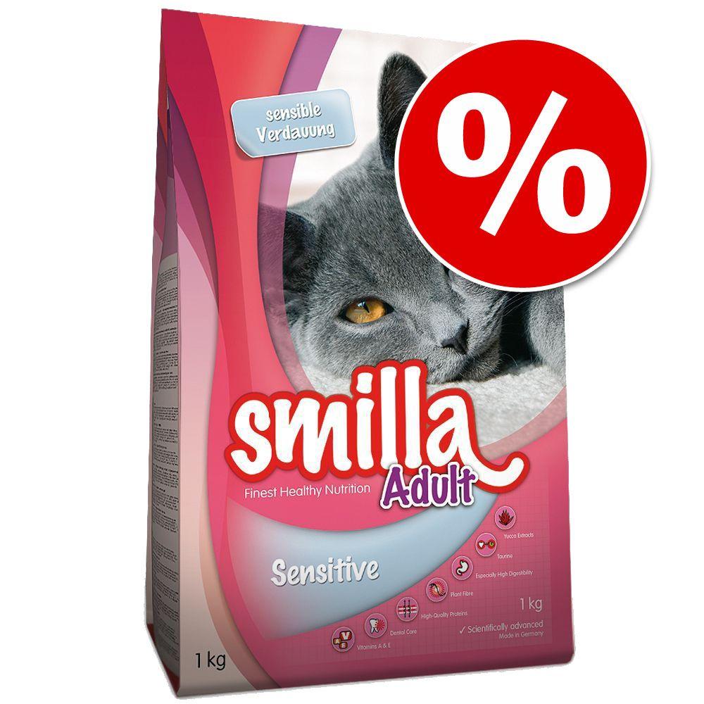 1 kg suchej karmy Smilla w super cenie! - Adult Sterilised