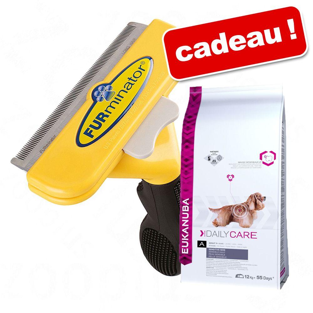 Chien Toilettage et hygiène Brosse à effiler Brosse et effileur pour chien FURminator pour le pelage