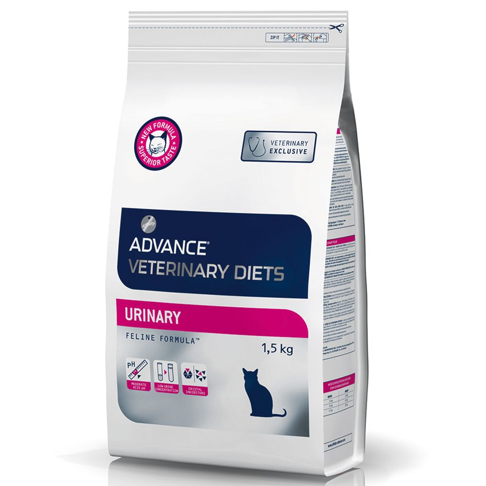 Chat Croquettes Affinity Advance Veterinary Diets Problèmes rénaux et urinaires chez le chat