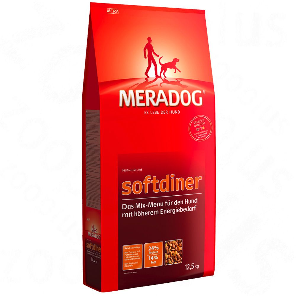 Mera Dog Softdiner - 12,5 kg