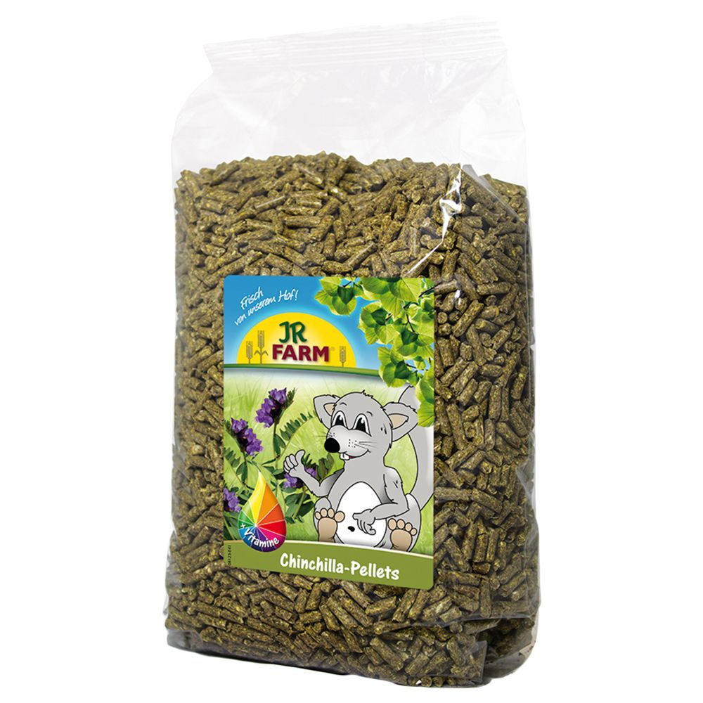 JR Farm Chinchilla Pellets - 5kg