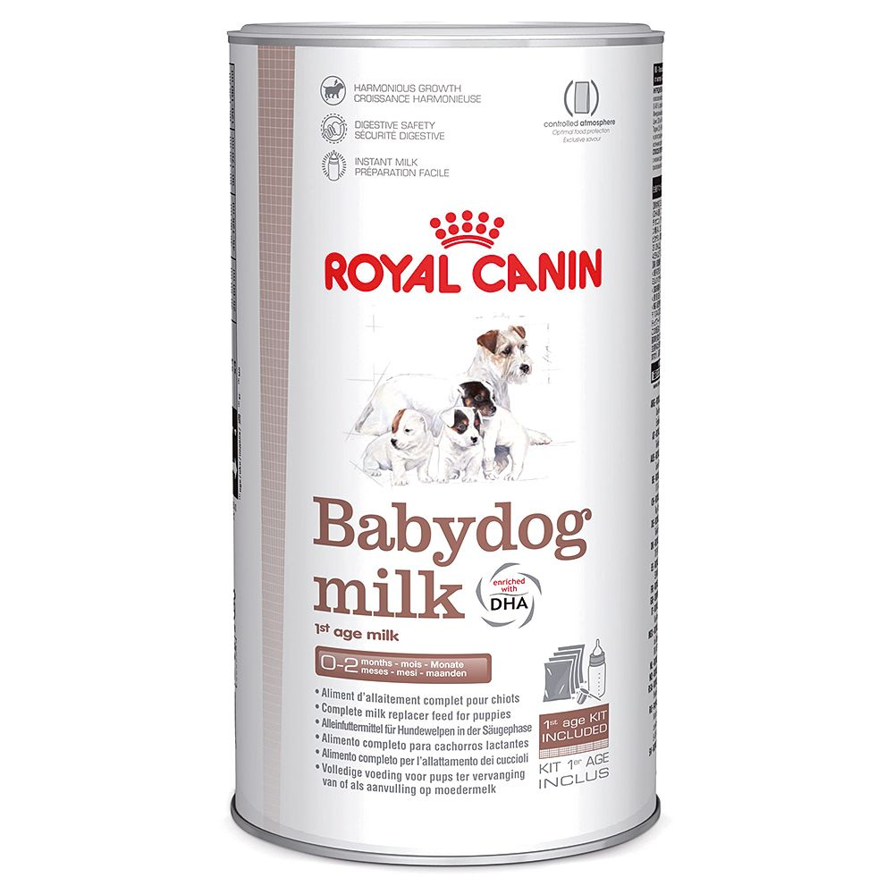 Babydog Milk Royal Canin Wet Dog Food