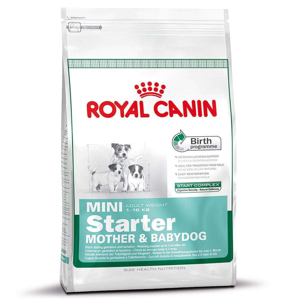 Royal Canin Mini Starter Mother & Babydog - 8.5kg