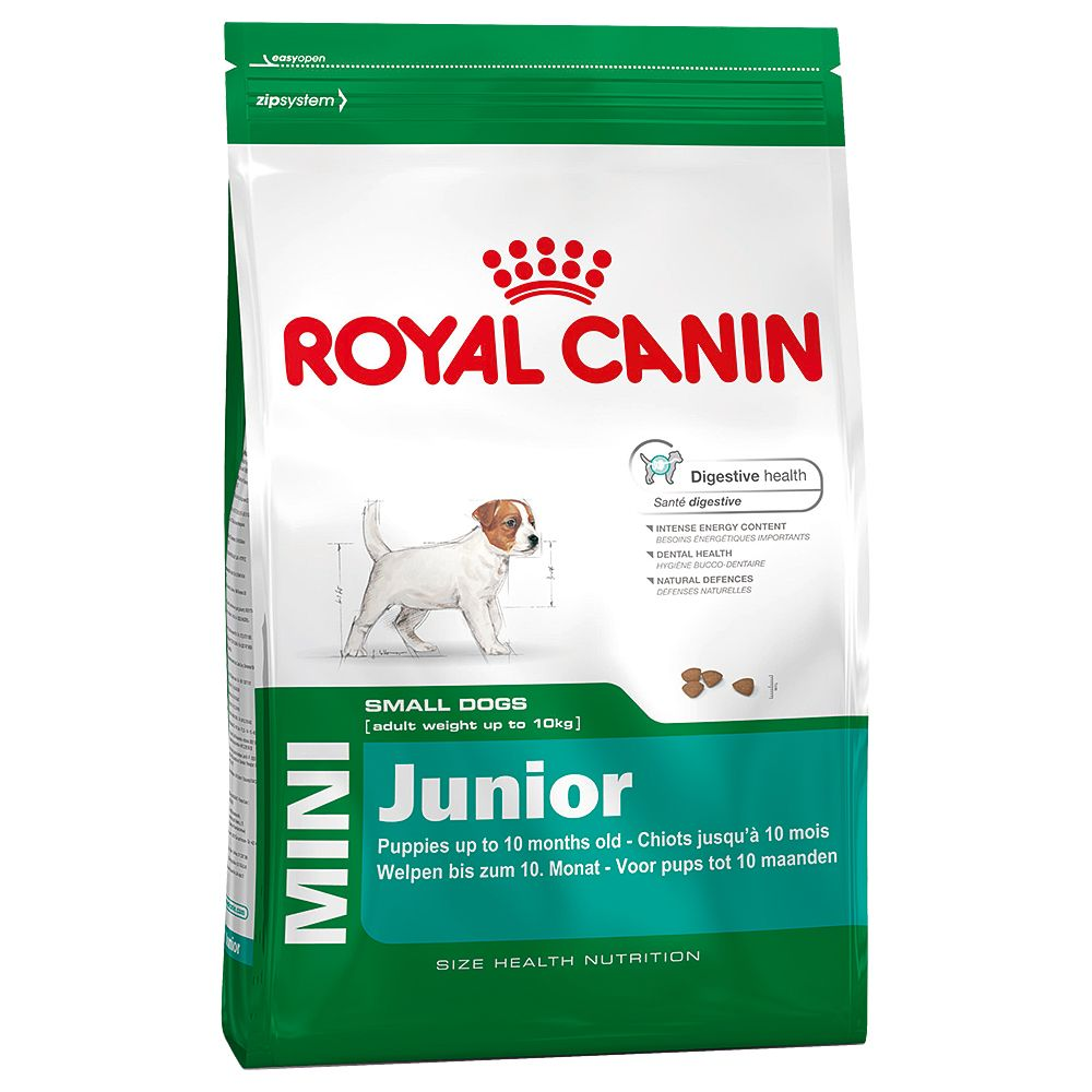 Foto Royal Canin Mini Junior - 8 kg Royal Canin Size Royal Canin Taglia Mini
