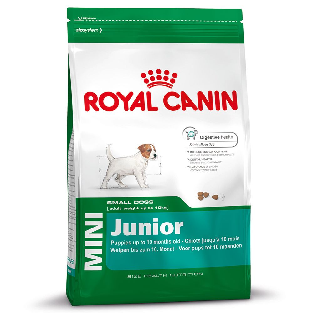 Royal Canin Mini Junior - Economy Pack: 2 x 8kg