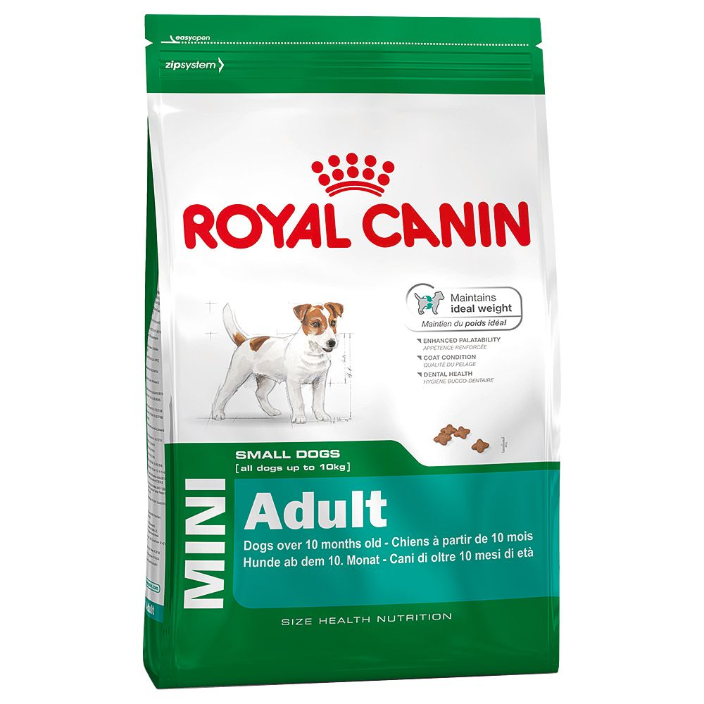 Foto Royal Canin Mini Adult - 2 x 8 kg - prezzo top! Royal Canin Size