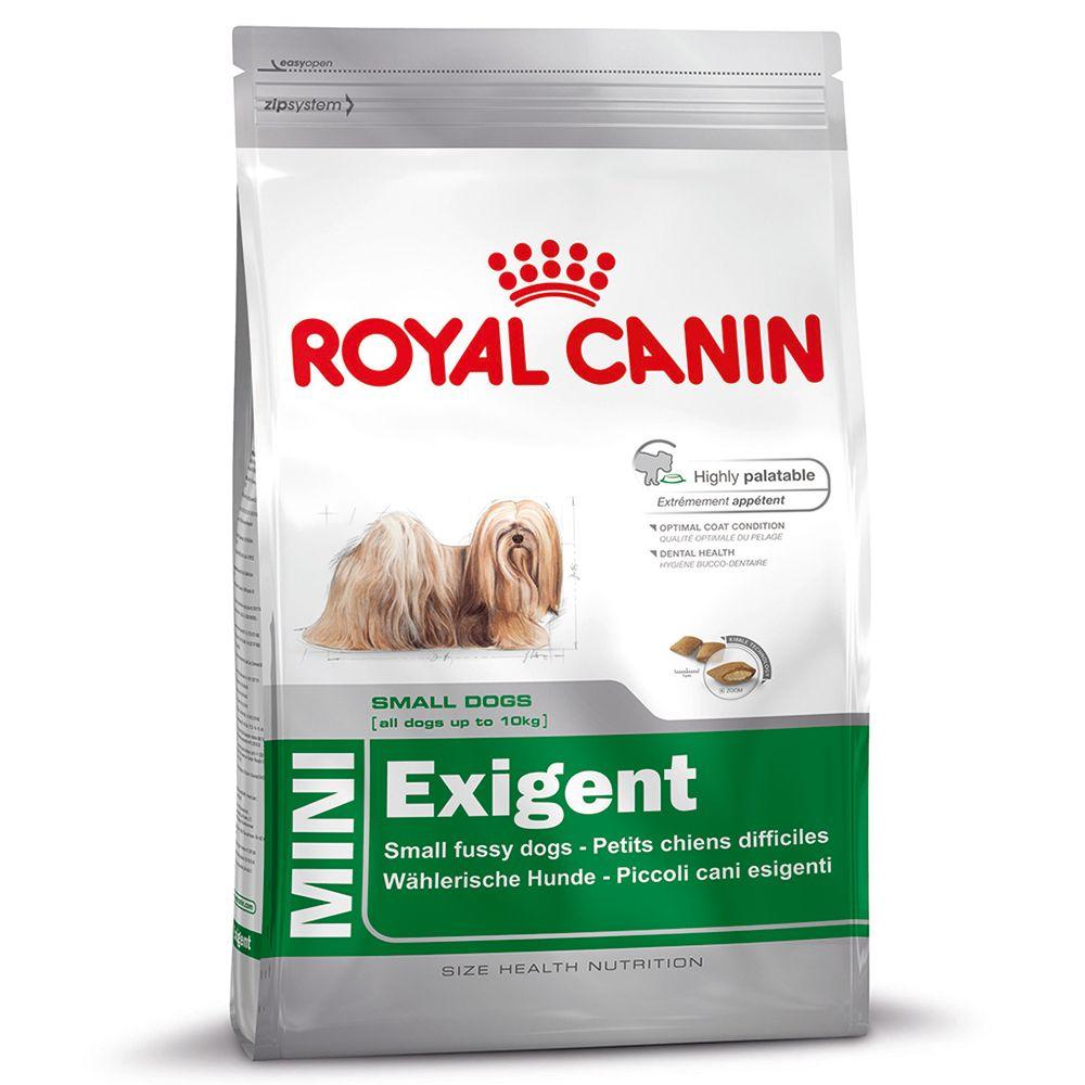 2kg Mini Exigent Royal Canin Hundefutter trocken