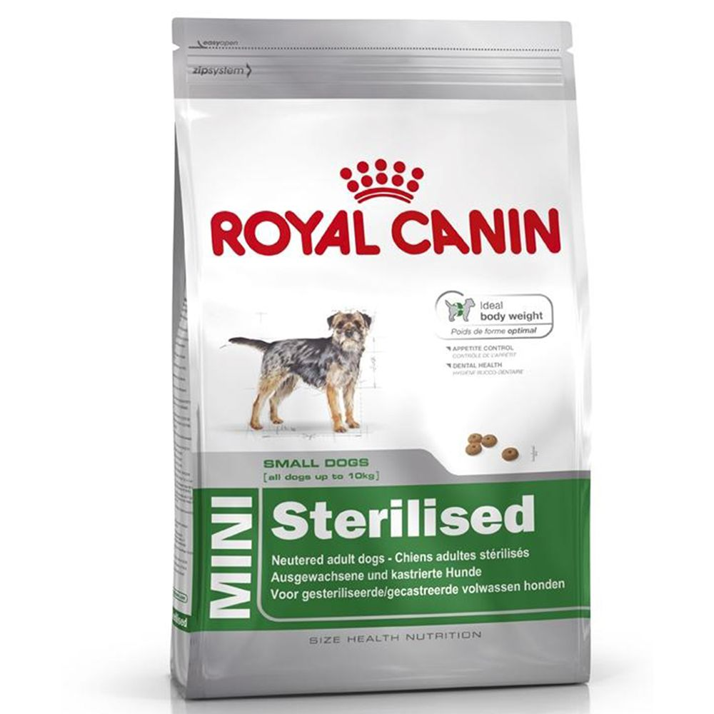 Royal Canin Mini Sterilised - 8kg