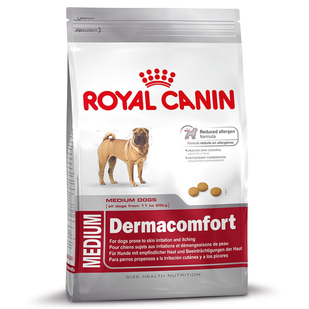 Royal Canin Medium Dermacomfort - Economy Pack: 2 x 10kg