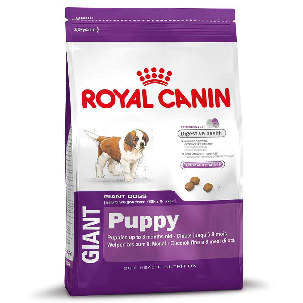 Royal Canin Giant Puppy - 2 x 15 kg - prezzo top!