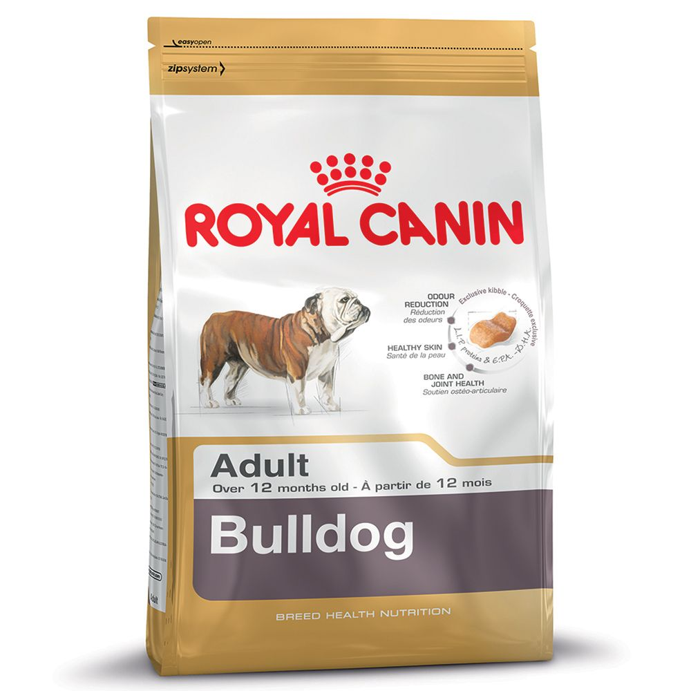 Royal Canin Bulldog Adult - 12kg