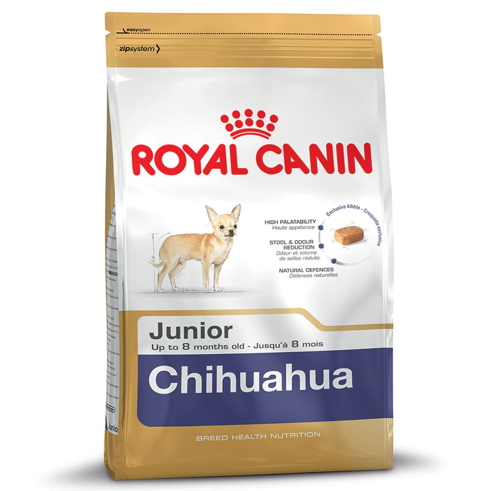 Royal Canin Chihuahua Junior - Economy Pack: 3 x 1.5kg