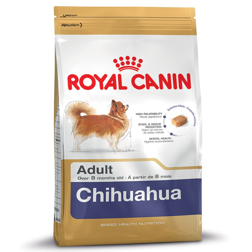 Foto Royal Canin Chihuahua Adult - 2 x 3 kg - prezzo top! Royal Canin Breed Royal Canin Breed Chihuahua