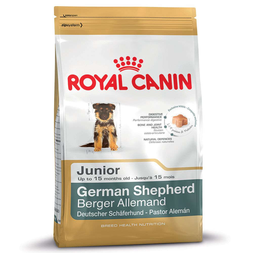 Image of Royal Canin Breed German Shepherd Junior - 12 kg