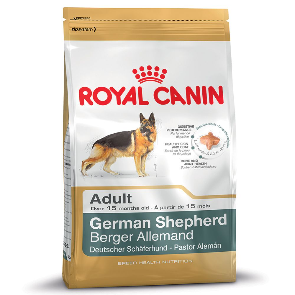 Royal Canin German Shepherd Adult - 12 + 2 kg g...