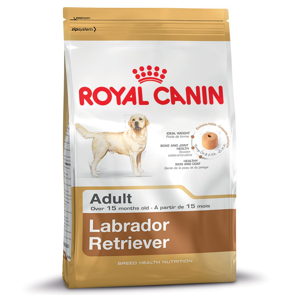 Large Bags Royal Canin Breed Dry Dog Food + 2 or 2.5kg Free