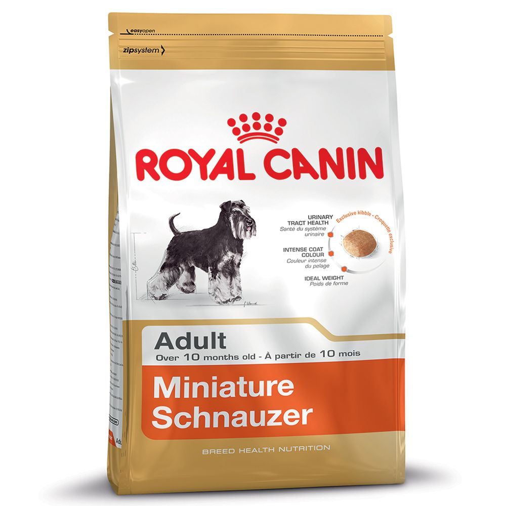Foto Royal Canin Miniature Schnauzer Adult - 2 x 3 kg - prezzo top! Royal Canin Breed Royal Canin Breed  Miniature Schnauzer