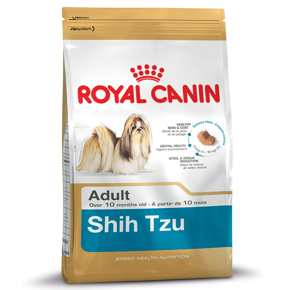 royal canin shih tzu adult 1 5 kg preisvergleich hundefutter g nstig kaufen bei. Black Bedroom Furniture Sets. Home Design Ideas