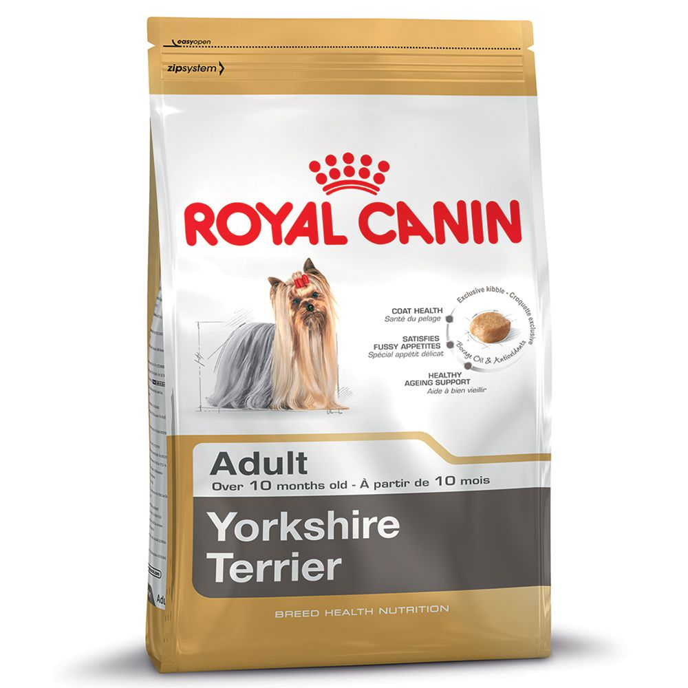 Royal Canin Yorkshire Terrier Adult - Saver Pack: 24 x 85g (Wet)