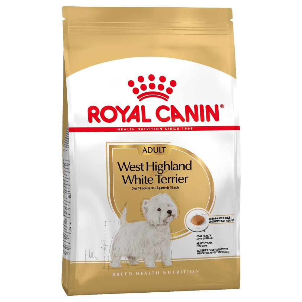 3x3kg Westie Royal Canin Dog Food