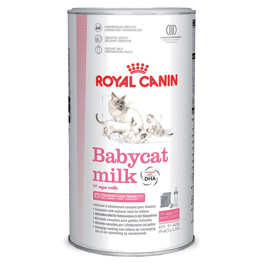 Royal Canin Babycat Milk - 300 g (3 Frischebeutel à 100 g)