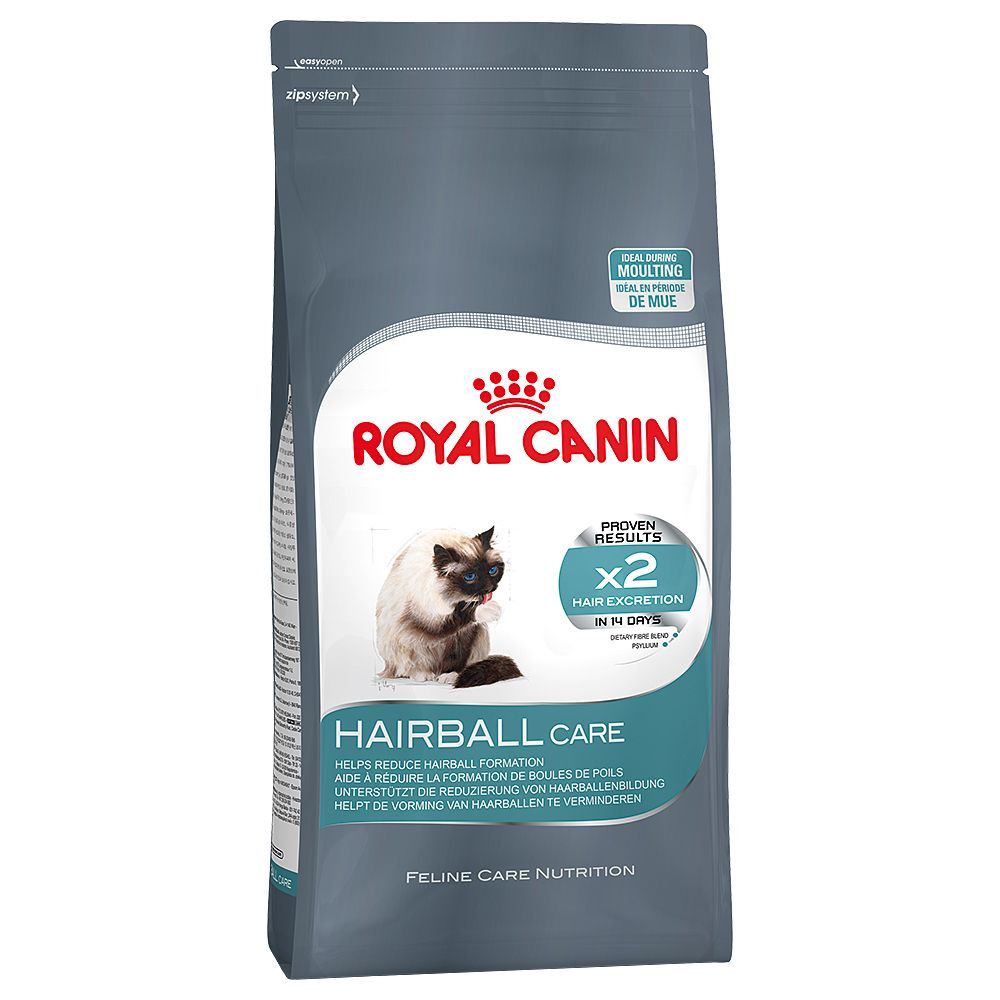 Royal Canin Feline Dry Food + Wet Food
