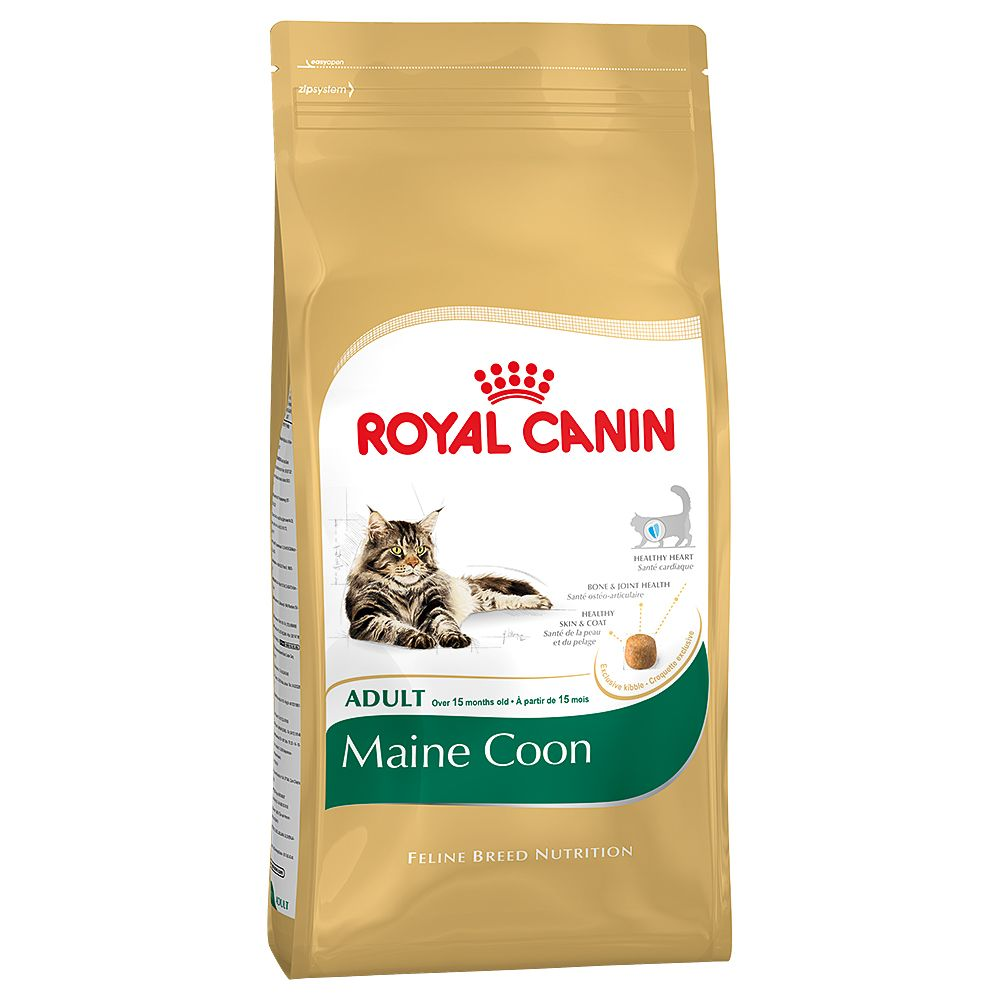 Foto Royal Canin Maine Coon Adult - 10 kg + 2 kg gratis! Royal Canin Breed Royal Canin Feline Breed Maine Coon
