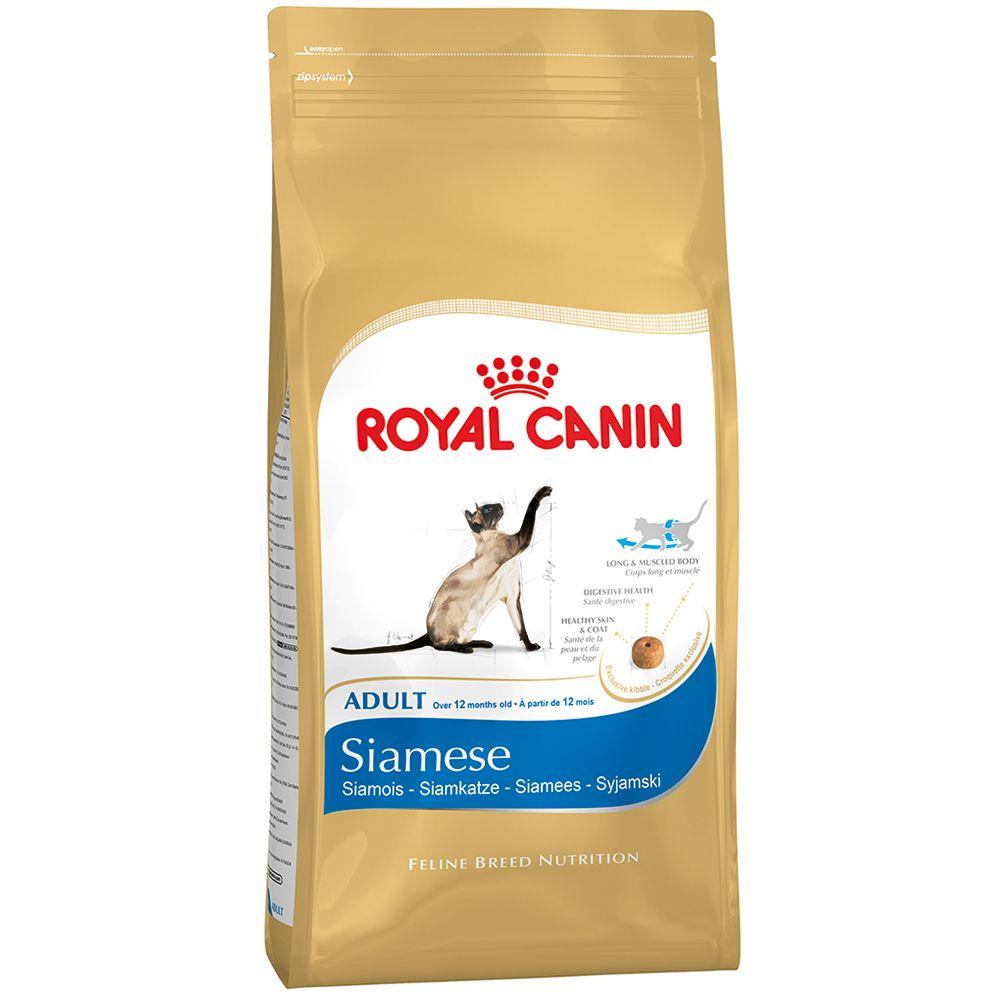 Foto Royal Canin Siamese Adult - 4 kg Royal Canin Feline Breed Siamese