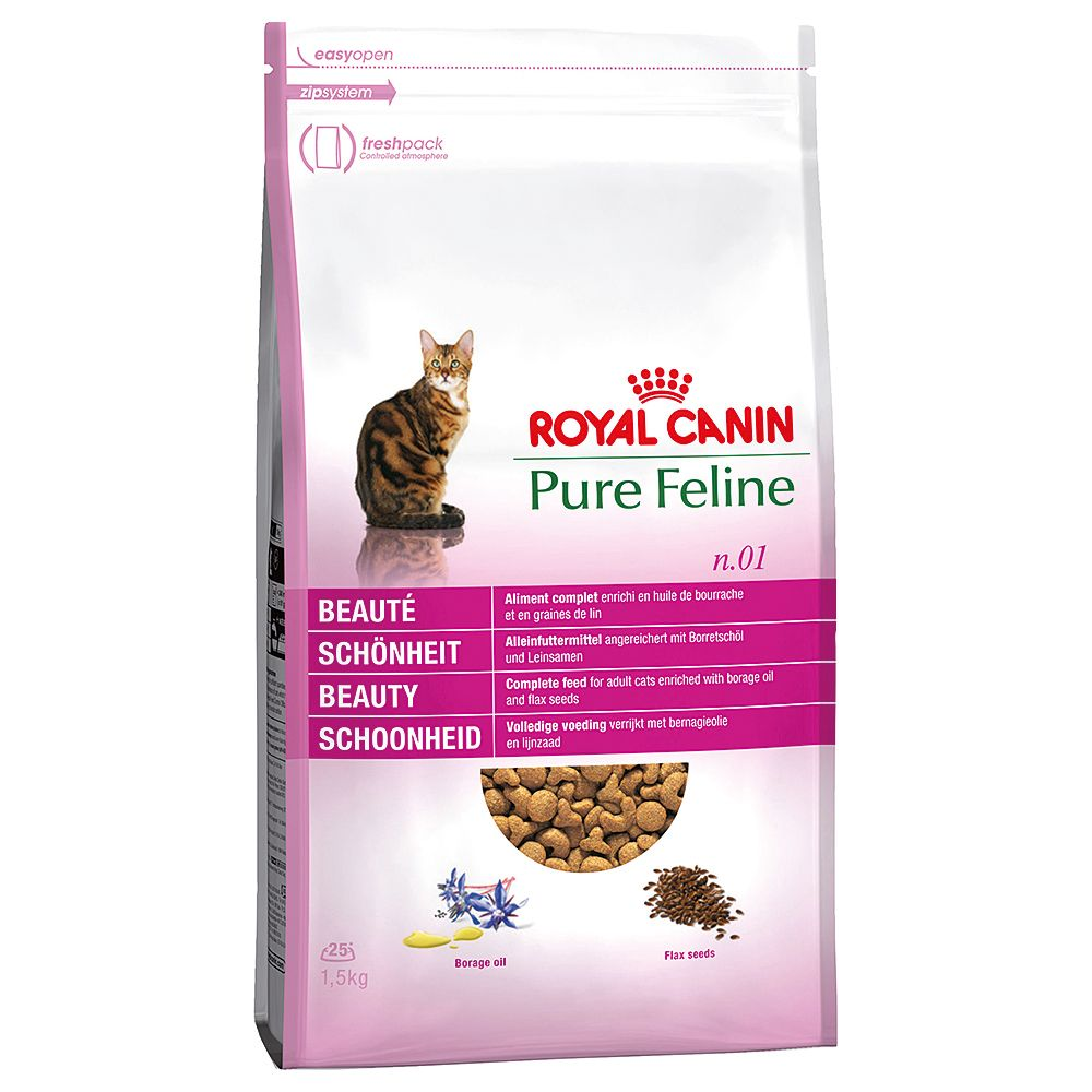 Royal Canin Pure Feline No.1 Beauty - 1.5kg