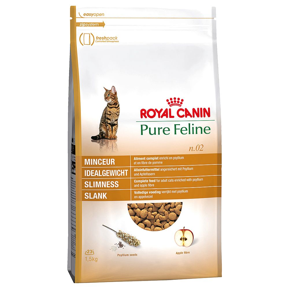 Slimness Royal Canin Pure Feline Economy Dry Food