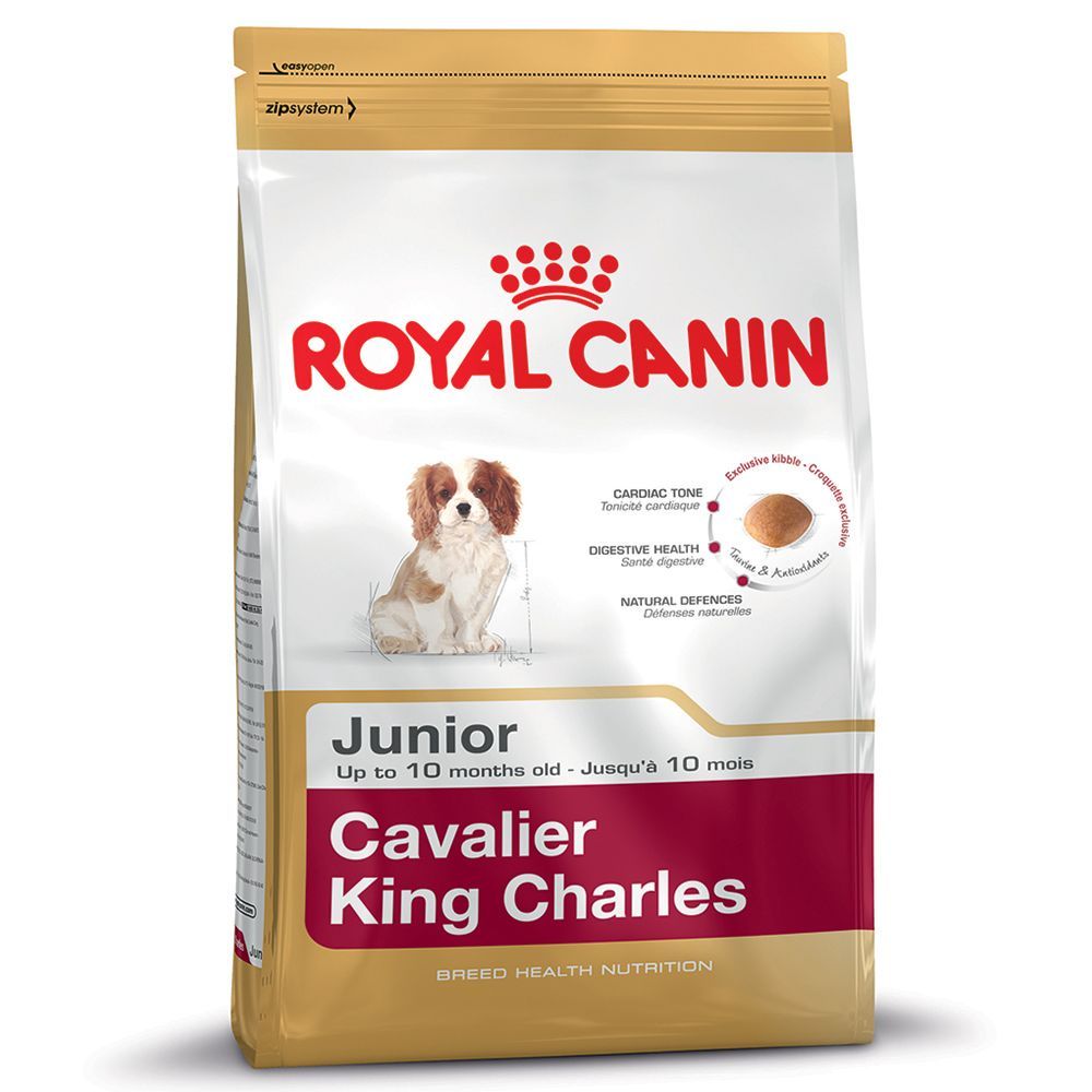 Image of Royal Canin Breed Cavalier King Charles Junior - 1,5 kg