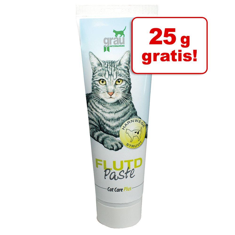 25 g gratis! Grau Cat Care Plus pasta dla kota, 100 g - Care Plus pasta dla kota, z tauryną
