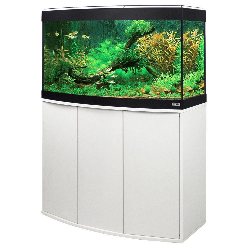 Fluval Aquarium-Kombination Vicenza 180 - kernb...