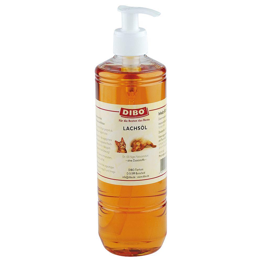 Dibo Lachsöl - 3 x 500 ml