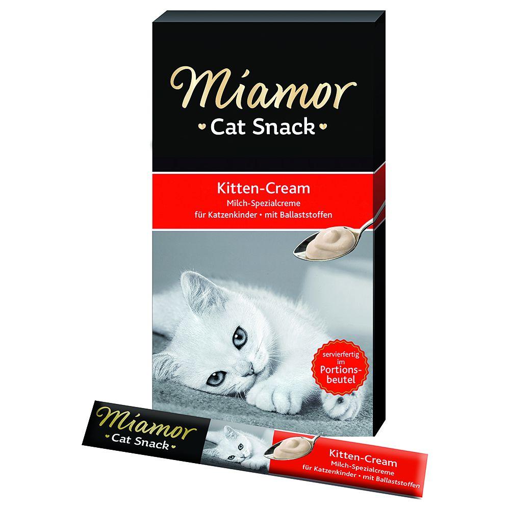20x15g Milk Cream Kitten Cat Snack Miamor Cat Treats