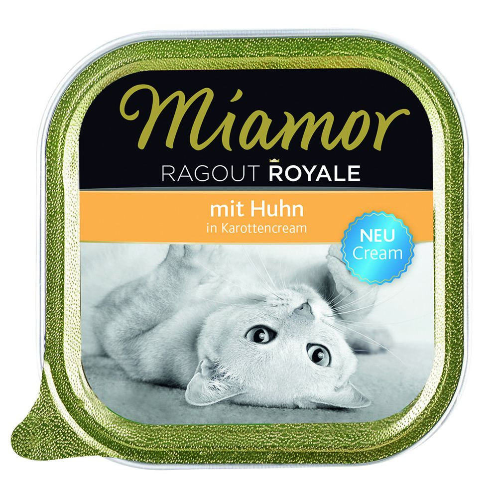 Miamor Ragout Royale Cream 6 x 100g
