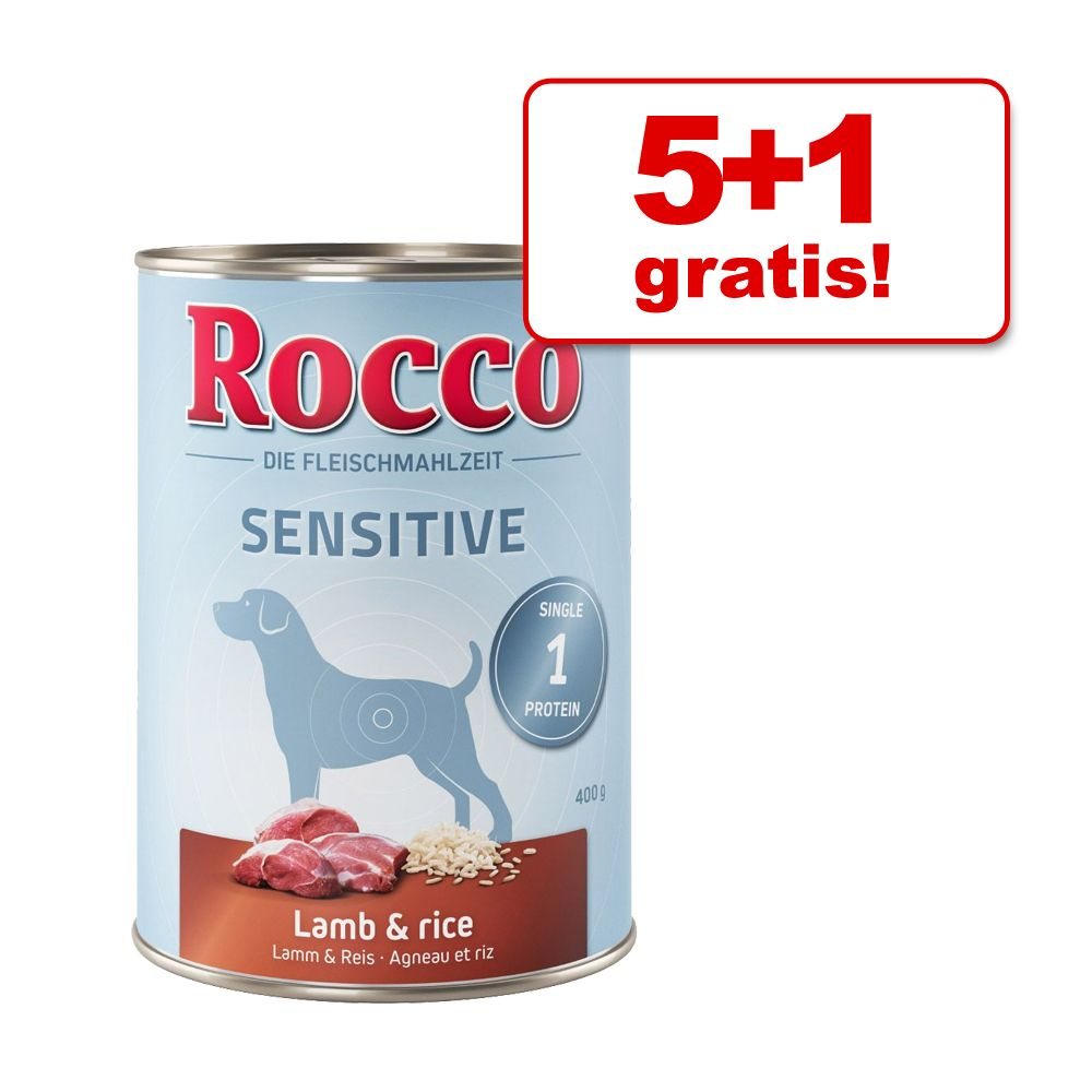 5 + 1 gratis! Rocco Sensi
