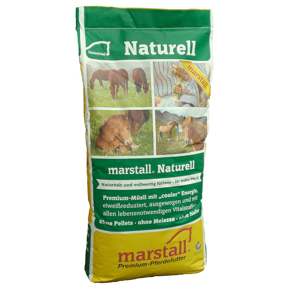 Foto Marstall Naturell - 2 x 15 kg - prezzo top!