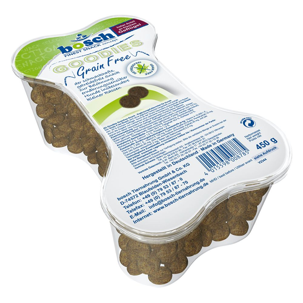 Bosch Goodies Grain Free Dog Treats & Dog Bones