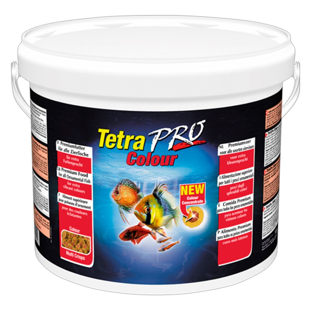 TetraPro Colour Flakes - 250ml