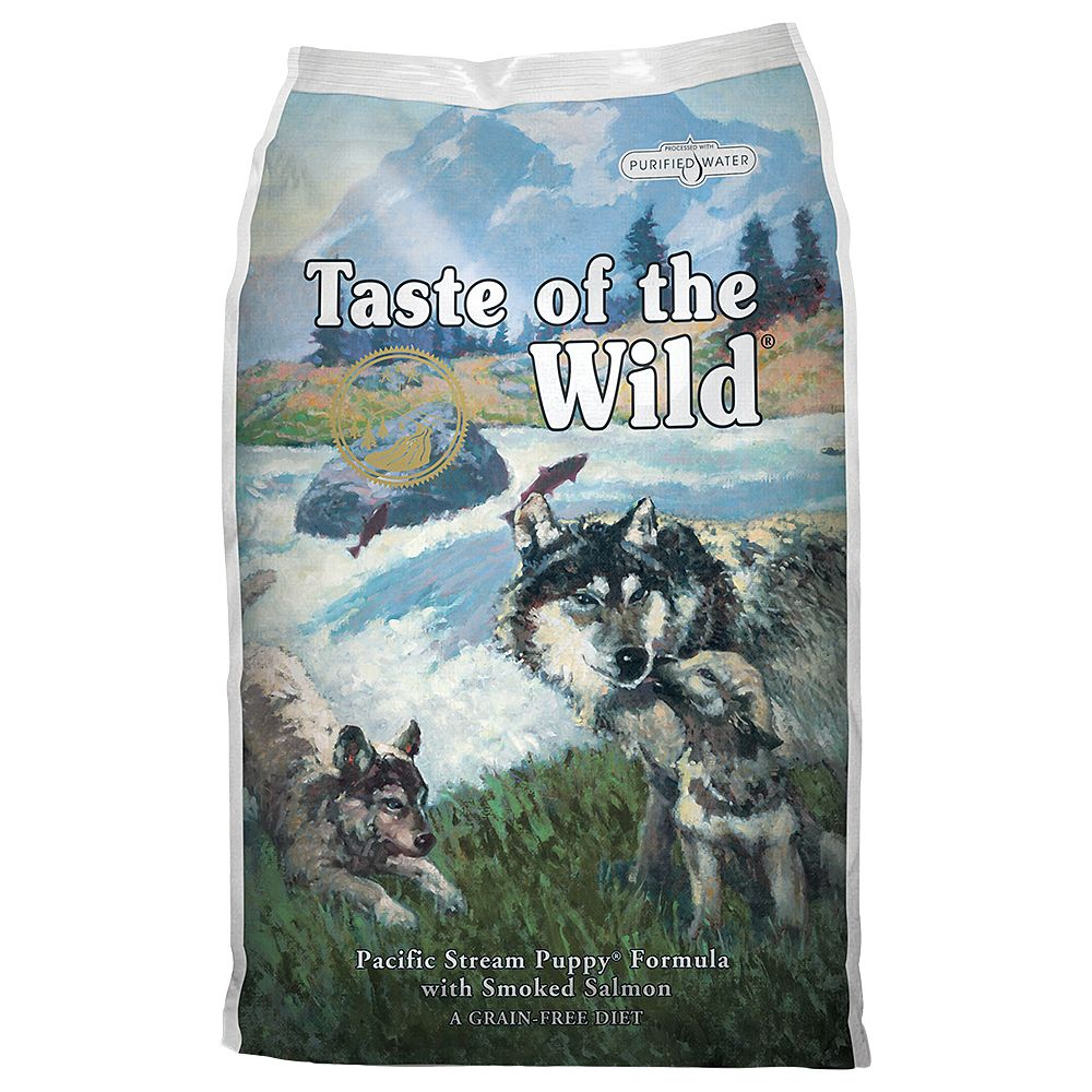 Taste of the Wild Pacific Stream Puppy - 6 kg