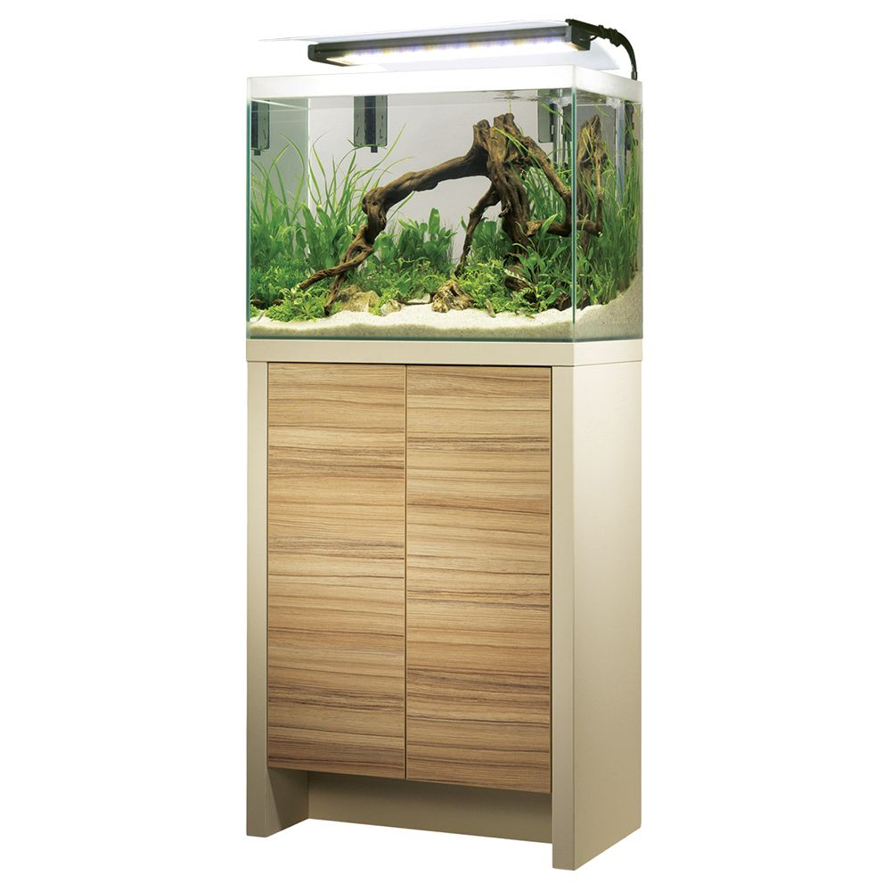 Foto Set acquario + supporto + accessori Fluval Fresh - F90, 129L