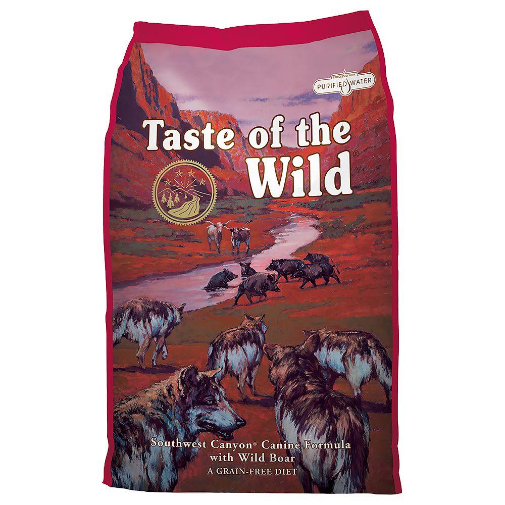 Taste of the Wild - Southwest Canyon Adult - 6kg