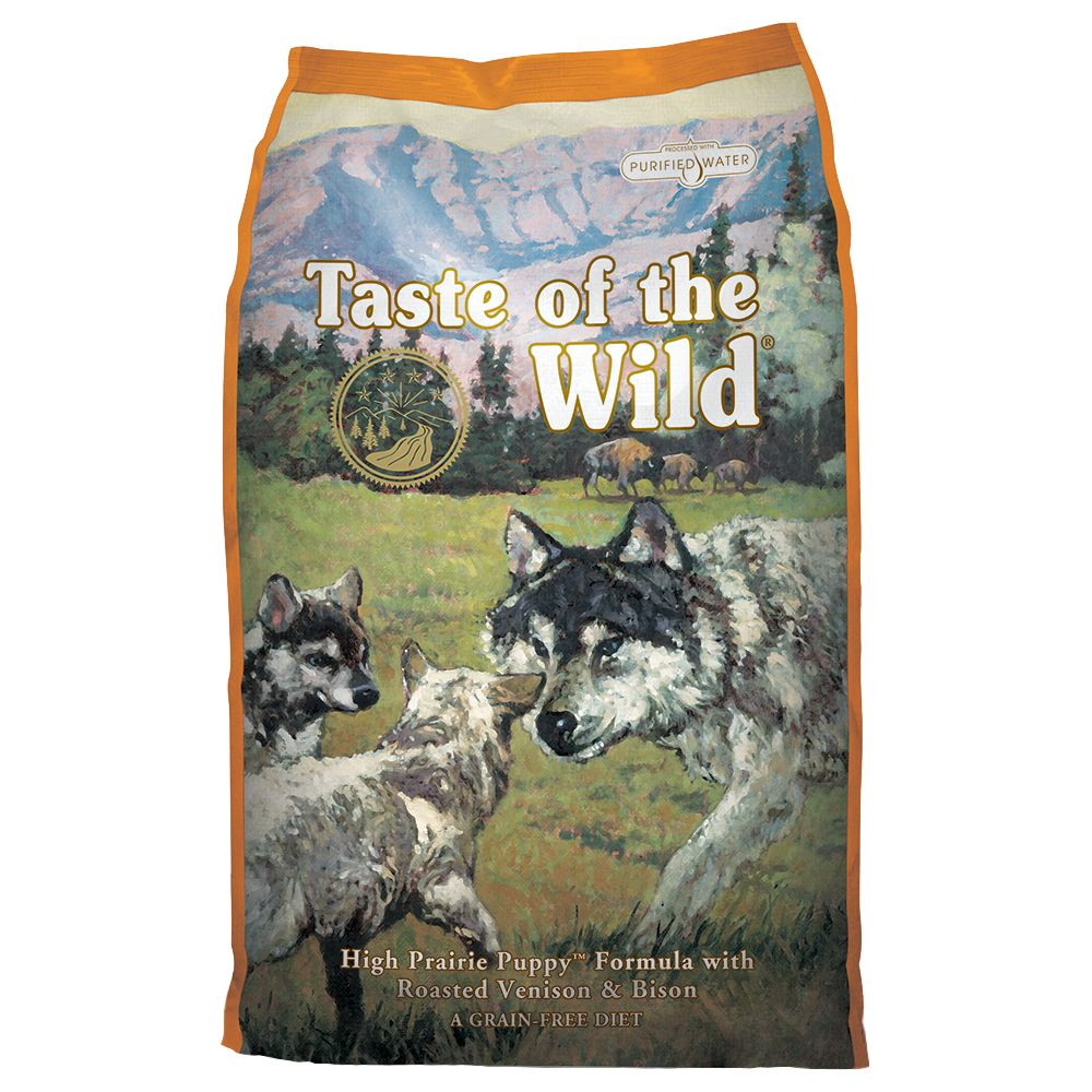 4kg Taste of the Wild Dry Dog Food