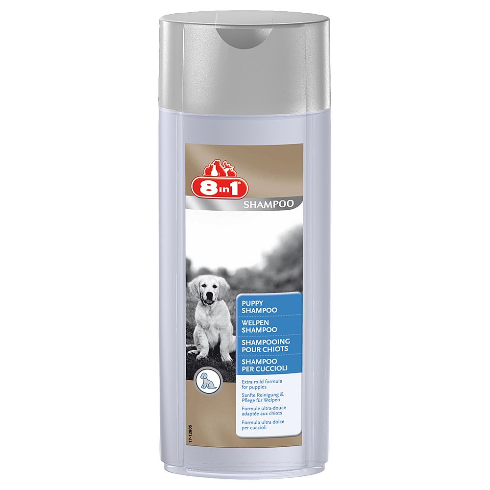 8in1 Shampoo - Puppy - 250ml