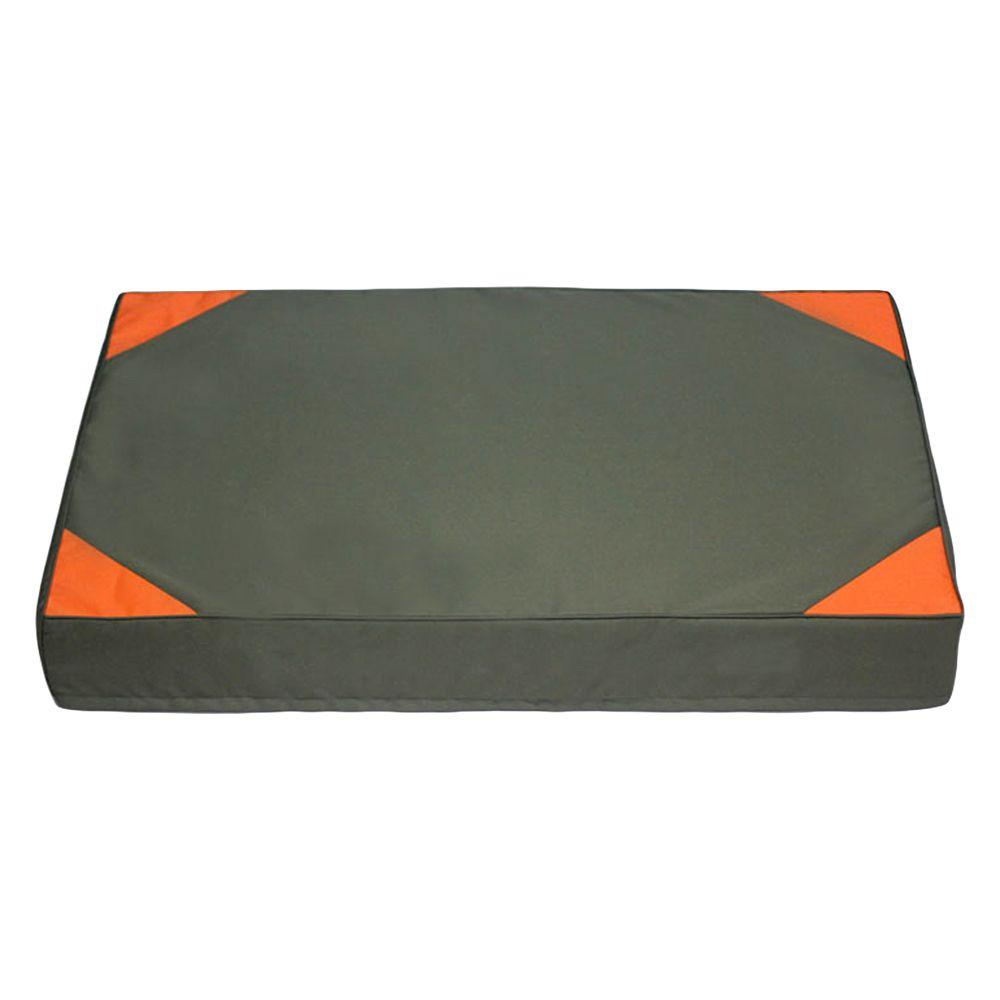 Orthopädisches Hundebett Outdoor - L 100 x B 70 x H 12 cm